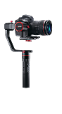 Feiyu a2000 Newest 3-Axis Gimbal DSLR Cameras Stabilizer Dual handheld grip for Canon 5D/SONY /Panasonic 2000g