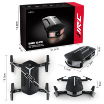 JJRC H37MINI Foldable Wifi RC Drone Quadcopter with Camera G-sensor UAV Kid Toy