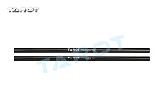 Tarot 470L Tail Tube Black 2PCS TL47A10 For TREX 470L Helicopter Aircraft