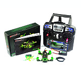 Mantis85 85mm FPV Racing Drone RTF w/ Supers_F4 6A BLHELI_S 5.8G 25MW 48CH 600TVL FS-I6