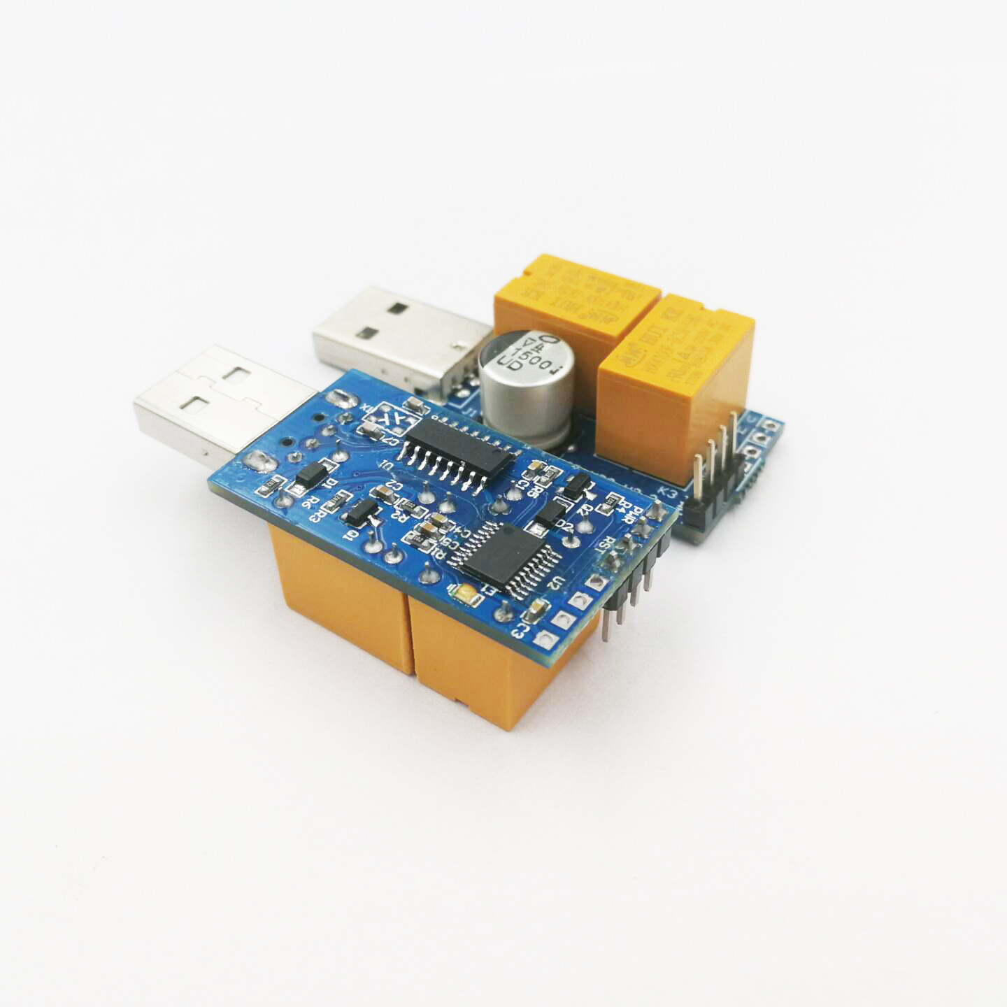 Usb Watchdog Timer Card Module Automatic Restart Ip Electronic Circuit Diagram 1 X Cable