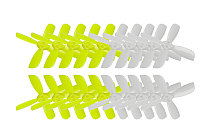 10Pairs KINGKONG 2035 Propeller 51.6mm 4-blade Props for 1103 1104 Motor 90 95 100 FPV Racing Drone Quadrocopter
