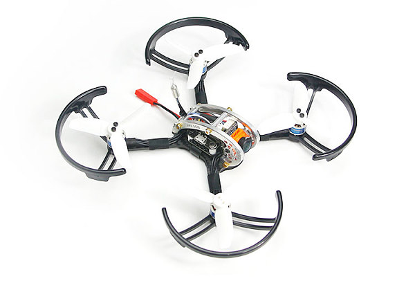 KINGKONG FPV EGG PNP Brushless 136mm FPV RC Racing Drone Mini Quadcopter with Receiver