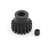 1x Hobbywing M1 11T 13T 15T / 32P 0.8M 15T 17T 19T 5mm Shaft Steel Pinion for 1/8 Car Motors R/C Hobby Brushless Motor Gear