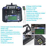Full Set RC Drone Quadrocopter 4-axis Aircraft Kit F450-V2 Frame GPS APM2.8 Flight Control Flysky FS-i6 Transmitter