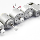 Motor Gear Package 12pcs In Total DIY Model Accessories Technology Small Production Materials Micro-DC Small Motor