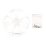 Propeller Guard Prop Protection Cover for 90-130 RC FPV Racer Drone 2/2.5 Inch Blade 1102/1103/1104/1105 Brushless Motor