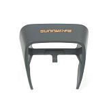 Camera Lens Hood Sunshade Cover Gimbal Cap Guard Protector for DJI Spark Grey/black
