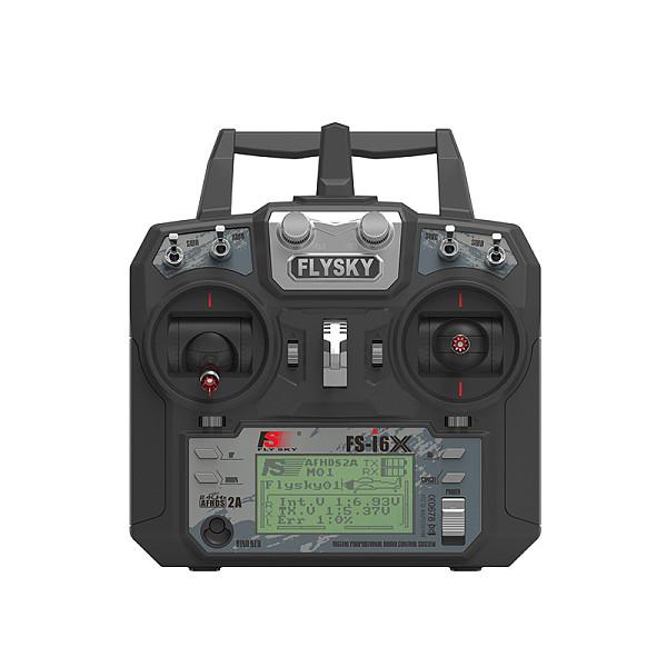 Flysky FS-i6X 2.4GHz 10CH RC Transmitter W/ A8S Receiver Remote Control TX RX