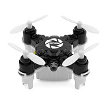 FQ777-124C MINI Dual Mode With 2.0MP HD Cam With Switchable Controller RC Drone One Press Home 360 Degrees Roll