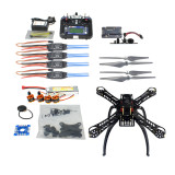DIY RC Drone Quadrocopter RTF With Gimbal Frame Kit APM 2.8 FS-i6 TX