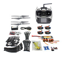 DIY RC Drone Quadrocopter RTF X4M360L Frame Kit QQ Super Radiolink AT9 F14892-H