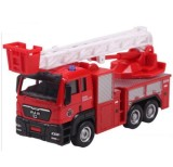 1:55 Mini Simulation Slide Engineering Vehicles Alloy Garbage / Concrete / Dump Trucks Toy Vehicle for Boys Car Model Gift