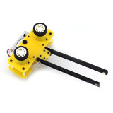 DIY Small Game Machine Ball Emitter Shooting Science Experiment Student Handmade Assembling Electric Model Educational Toy