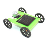 2017 Funny Mini Solar Powered Toys DIY Car Model Kit 13*4.6*10cm Children Educational Hobby Gadget Assemble Material Building