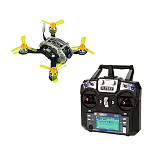 FLY EGG 100 FPV Racer Drone RTF Indoor Quadcopter W/ Flysky FSI6 Remote Control
