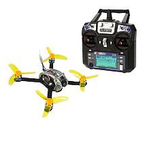 FLY EGG 130 FPV Racer Drone RTF W/ Flysky FSI6 Remote Controller Indoor Quadcopter PIKO BLX Flight Control