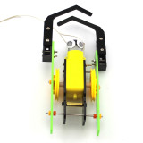 DIY Children Science Experiment Toys Wired Remote Telecontrol Robot Reptile Electrical Model Cool Invention Kids Scientific