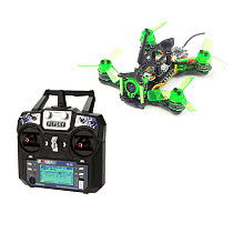 Mantis 85 Micro FPV Racing Drone RTF With Flysky FSI6 Remote Control Super_S F4 Flight controller built-in Betaflight OSD