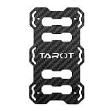 Tarot 3K Carbon Battery Mount Plate TL65B03 For  FY 650 Folding Main Frame set Quadcopter
