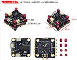LDARC KK F4+OSD 2 Layer KK Tower 20A BLHELI-S 4in1 ESC For FPV Racing Drone RC Racer