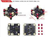 LDARC KK F4+OSD 2 Layer KK Tower 12A BLHELI-S 4in1 ESC For FPV Racing Drone RC Racer