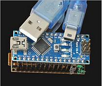 Nano V3.0 ATmega328P 5V 16M MINI Controller Board w/ USB Cable For Arduino
