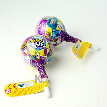 Pikmi Pops Surprise Pops Plush Toys Lollipop Mini Scented Doll For Kids Children