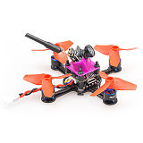 JMT Beebee-66 Lite 1S Brushless FPV Racing Drone RC PNP Racing Drone Quadcopter