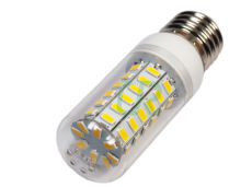 E27 Corn Led Light Lamp 5730 SMD Lights Bulb Candle LEDs AC 220V-240V