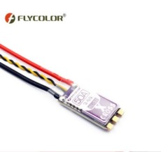 Flycolor X-Cross Blheli_32 50A 3-6S ARM 32bit DSHOT1200 Brushless ESC for RC Racer FPV Racing Drone