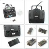 Full Set Q330 Frame RadioLink T6EHP-E Transmitter QQ Super Controller Motor ESC for DIY RC DroneRacer Aircraft