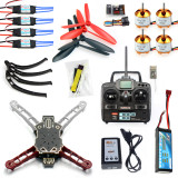 4-axis Aircraft RC Quadrocopter Helicopter RTF HMF Q330 Frame QQ Super Flight Control T6EHP-E TX/RX Battery