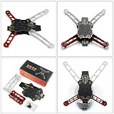 Full Set RC Drone Quadrocopter 4-axis Aircraft Kit Q330 Across Frame 6M GPS APM 2.8 Flight Control AT10 Transmitter
