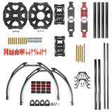 JMT J510 Carbon Fiber 4-axis Foldable Rack Frame Kit for DIY Quadcopter RC Drone