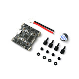 Fusion X3 F3+OSD 1S Brushless Flight Control Integrated DHOST 4 in 1 ESC For FPV Quadcopter RC Drone