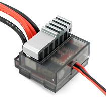 HSP 320A Brushed ESC Two Way Speed Controller FOR RC Car Truck Buggy