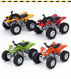 Pull Back Metal Alloy Beach Motorcycle Vehicles Diecast Cars Model Car Toys Brinquedos Gift 8.5*6*5.5cm for Boys Children