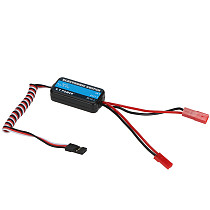 High-power Remote Control Electronic Switch RC Parts G.T.POWER 4 - 8.4V Electrical Switch for RC Aircraft Helicopter Car Drone