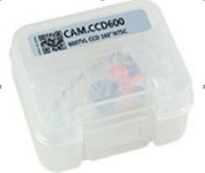 LDARC CCD600 Mini Camera 2.1 Lens for FPVEGG PRO FPV Racing Drone RC Racer Quadcopter