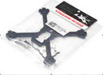 LDARC Carbon Fiber Bottom Plate for FPVEGG PRO FPV Racing Drone RC Racer Quadcopter