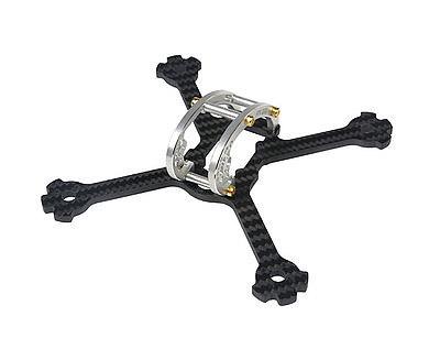 LDARC FPVEGG PRO 138MM Frame Kit for FPV Racing Drone RC Racer Brushless Mini Quadcopter