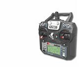 Original Flysky FS-i6X 2.4GHz 10CH Transmitter RX With i-BUS IA6B/ IA10B/X6B Receiver For RC Quadcopter Airplane Drone