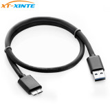 Fast Speed USB 3.0 Type A to Micro B Cable USB3.0 Data Sync Charging Cord 50cm for External Hard Drive Disk HDD Samsung S5 Note3
