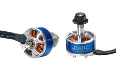 LDARC KINGKONG XT1806 2500KV Brushless Motor CW CCW for FPV Racing Drone Quadcopter RC Racer
