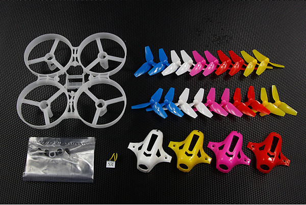kingkong LDARC TINY 8X TINY8X KIT 85mm Frame for Mini FPV Racing Drone Quadcopter RC Racer