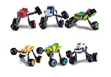 Blaze and the Monster Machines Vehicles Toy Flame Machine Monster Tall Deformation Car