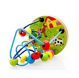 Classic Math Learning Cheap Children Baby Wooden Toys for Girls Boys Kids Babies Educational Toy Wood 0-12 Months Birthday Gift