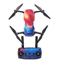 JMT Cool Waterproof PVC Stickers Full Set Skin Battery Remote Controller Body Decals for DJI MAVIC AIR Camera Drone Accessories