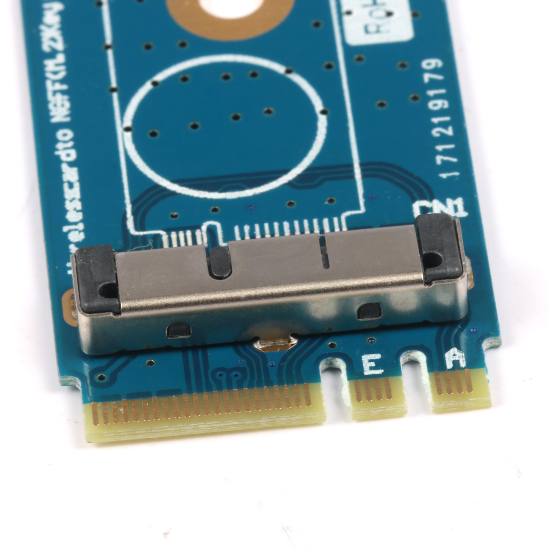 US$ 4 78 - Mini PCI-E to NGFF M 2 M KEY BCM94360CS2